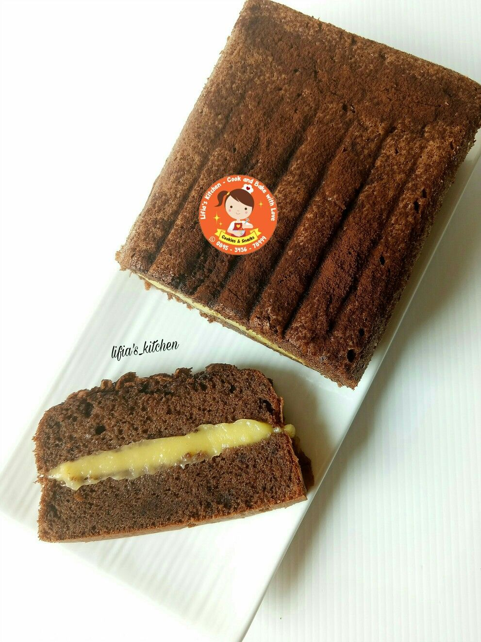 Gateau African Cake Coklat Lapis Vla Gateauafrican Gateauafricancakecoklatlapisvla Cakecoklatlapisvla Cakecoklat Lapisvla Vla Resep Kue Kue Kue Coklat