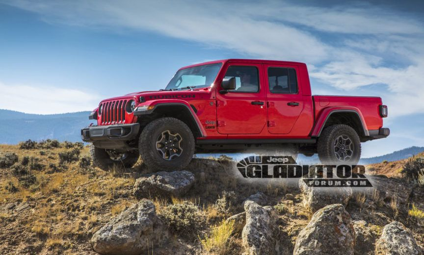 The 2020 Jeep Gladiator Is The Pickup Truck Of Our Dreams Jeep