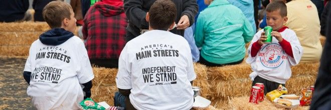 What is your Main Street story? Tell us what makes your business and your town so special!