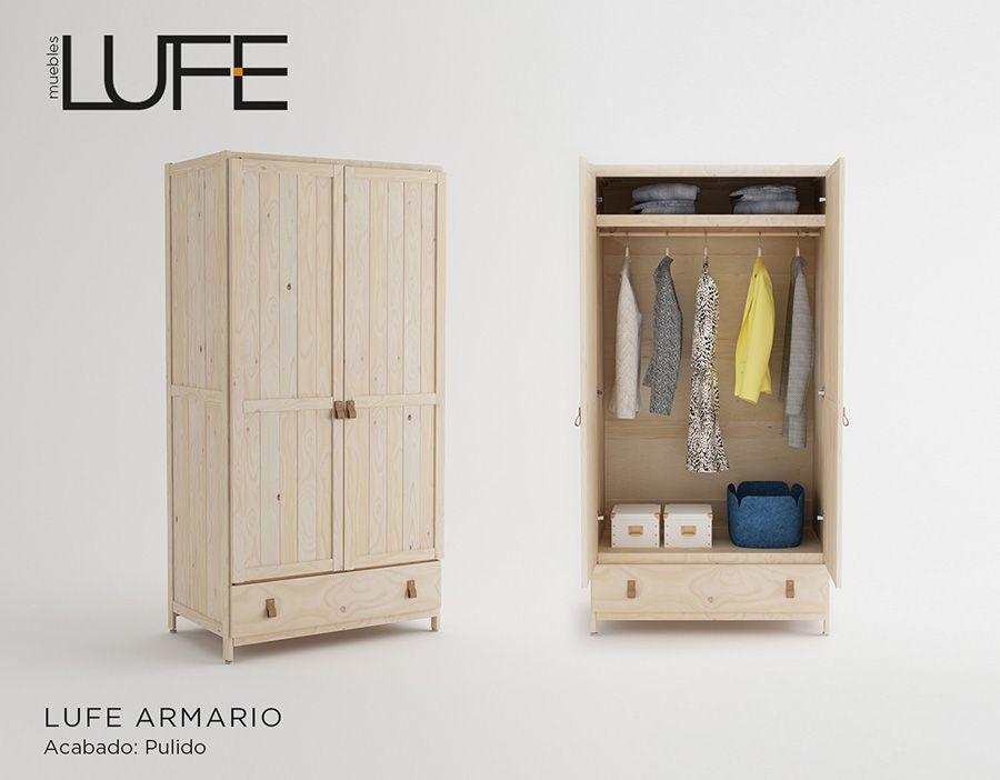 Nuevo LUFE Armario: el rediseño de un mueble imprescindible ...