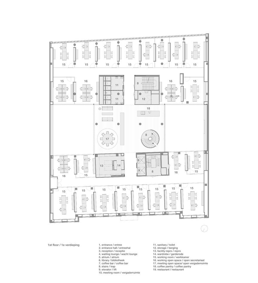Gallery of BarentsKrans / Hofman Dujardin Architects 34