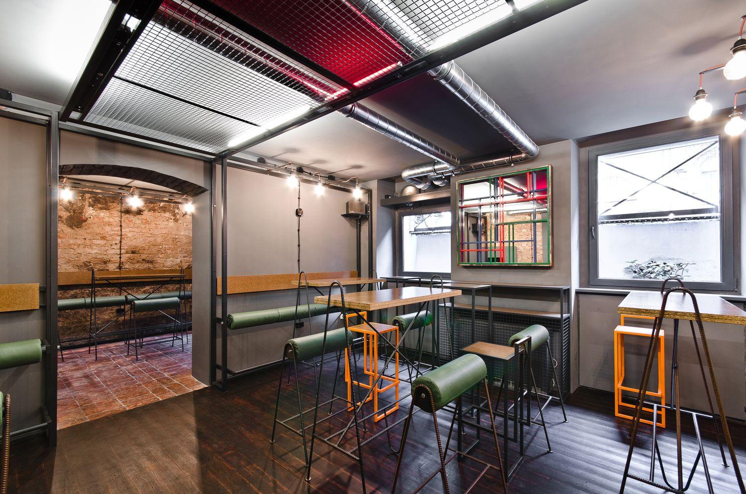 Galeria de Bar Zrodlo / Adam Wierciński Architekt - 6