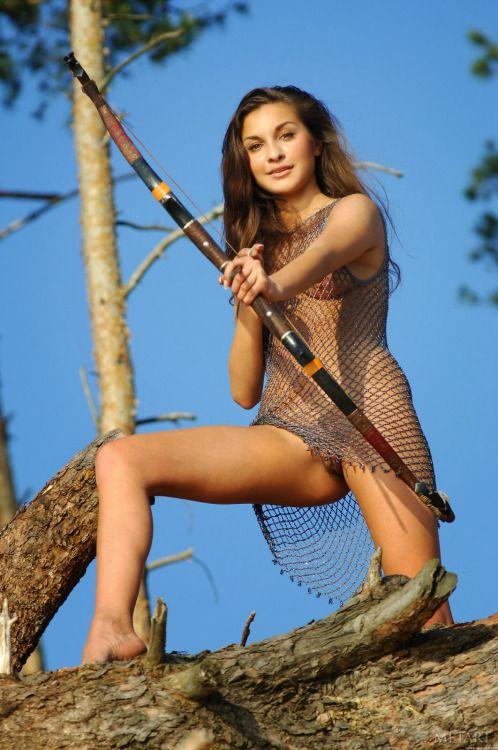 Sexy Archery Women