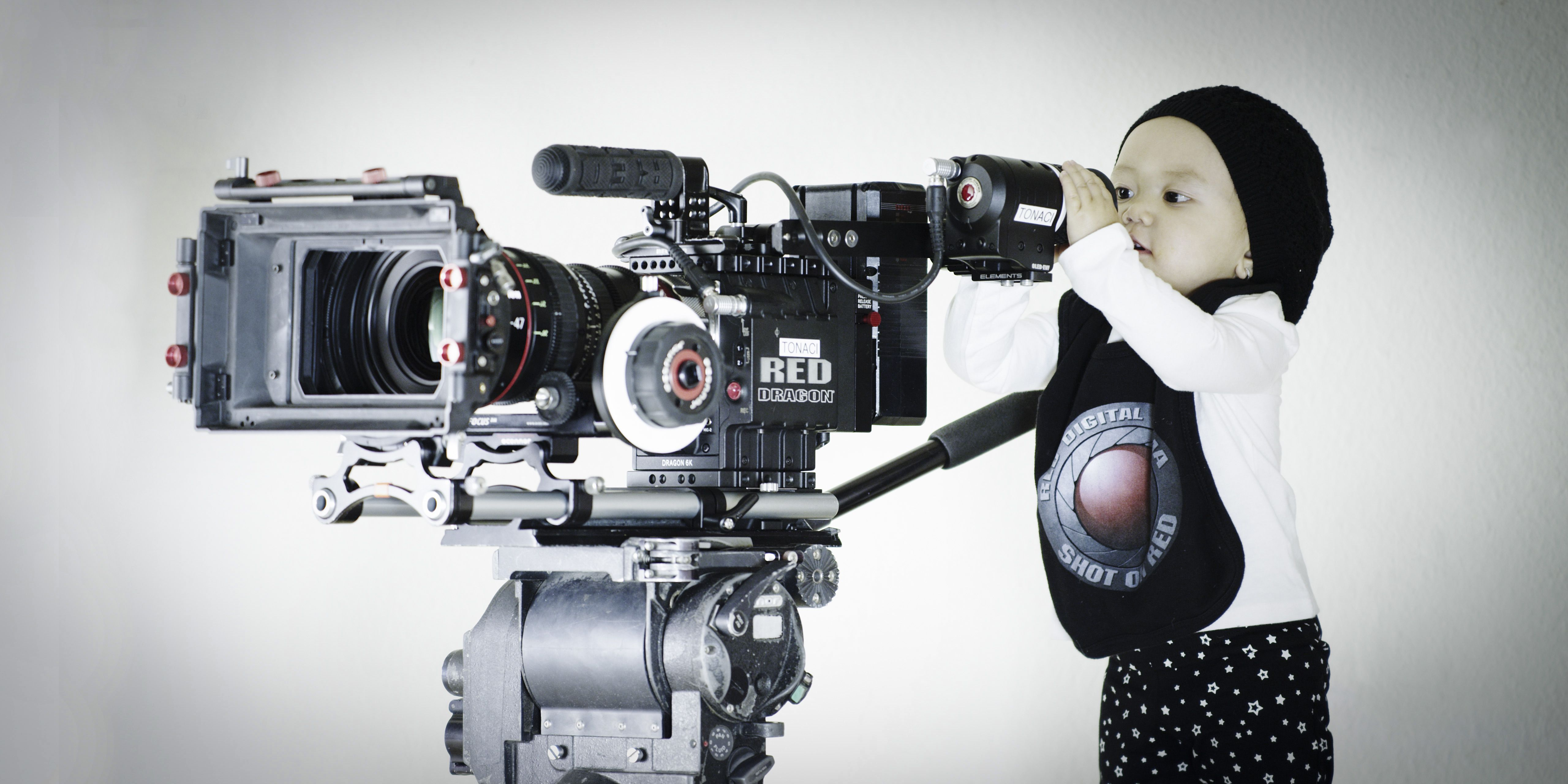 Epic Red Camera - about camera