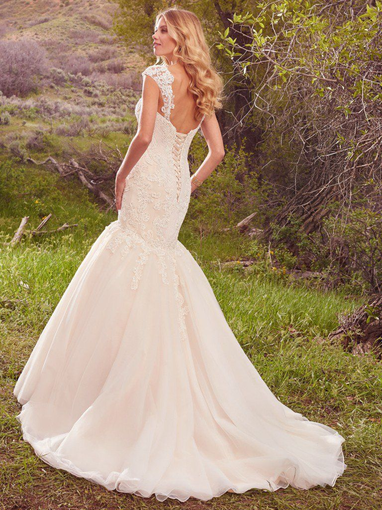 Keely | Maggie Sottero | Available at Lulu\'s Bridal Boutique ...