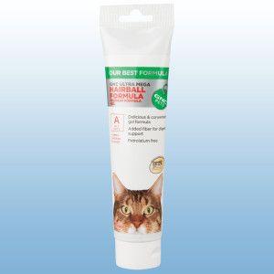 GNC Pets® Ultra Mega Hairball Formula Cat Gel , Chicken
