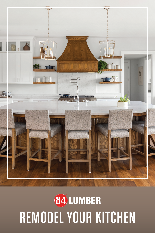 Remodel Your Kitchen In 2020 Farmhouse Kitchen Remodel Kitchen And Bath Design Kitchen Design