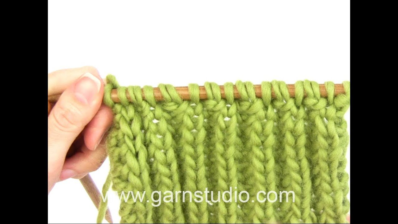 How To Fix A Dropped Stitch In English Rib Knitting Tutorial Knitting Knitting Techniques
