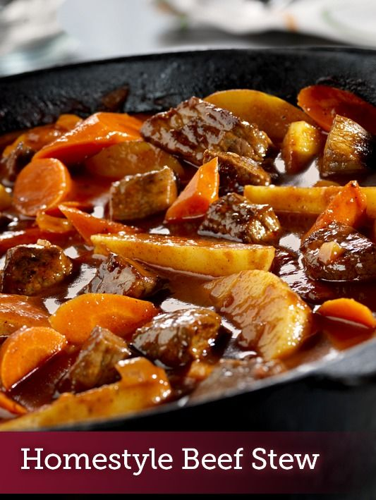 Old Fashioned Beef Stew With Tomoato Juice Recipe