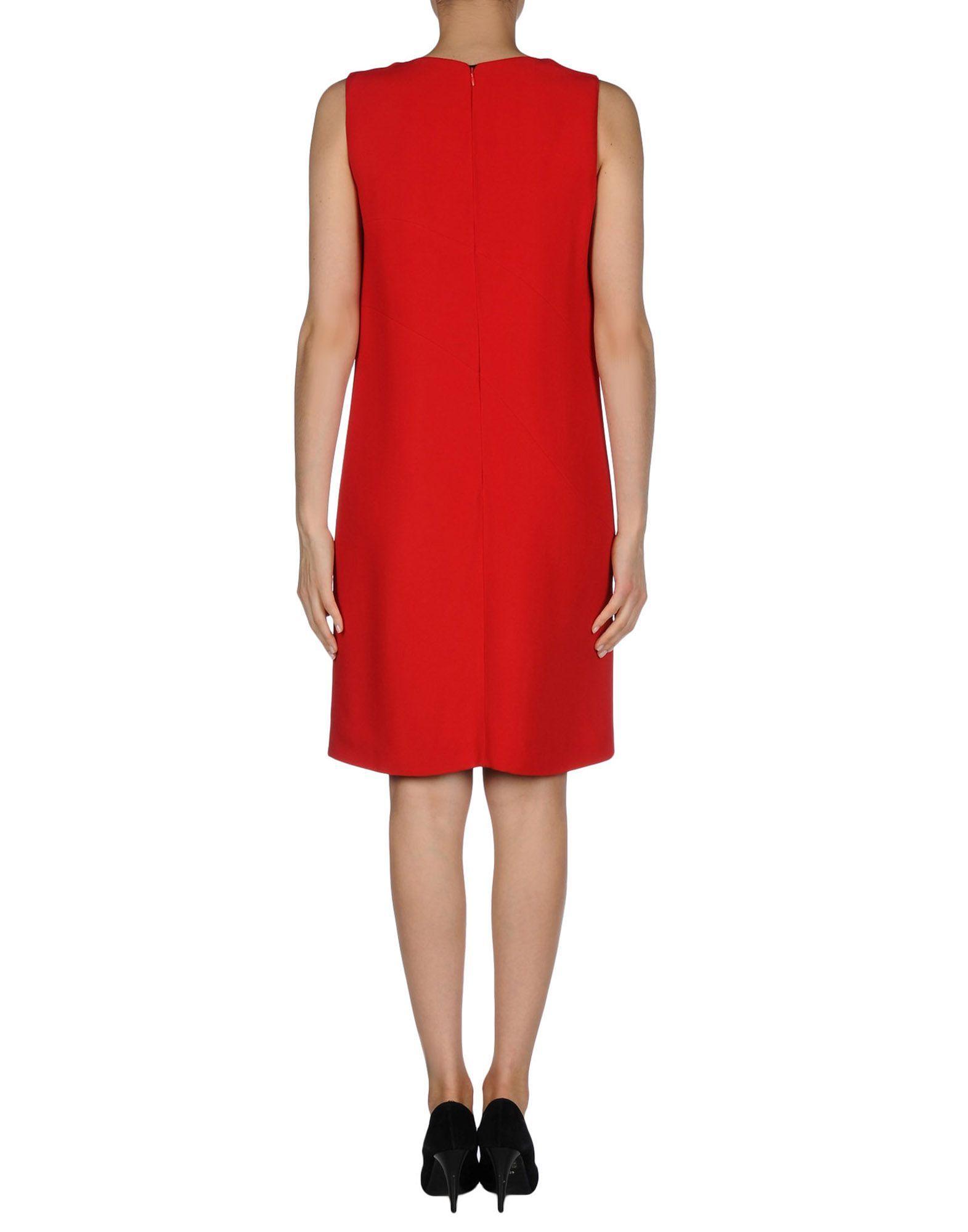 Prada women short dress on yooxcom the best online selection of