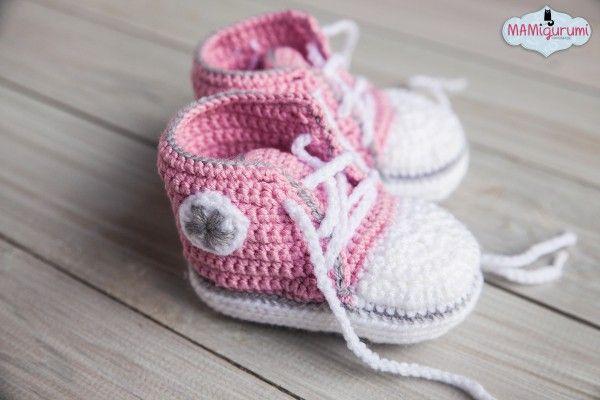 Häkelanleitung E Book Baby Turnschuhe Babyschuhe   Baby