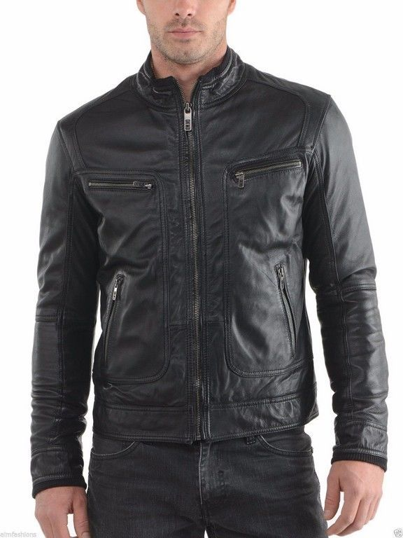 EBAY HEBALEATHER - US $117.00 New with tags in Clothing, Shoes & Accessories, Men's Clothing, Coats & Jackets