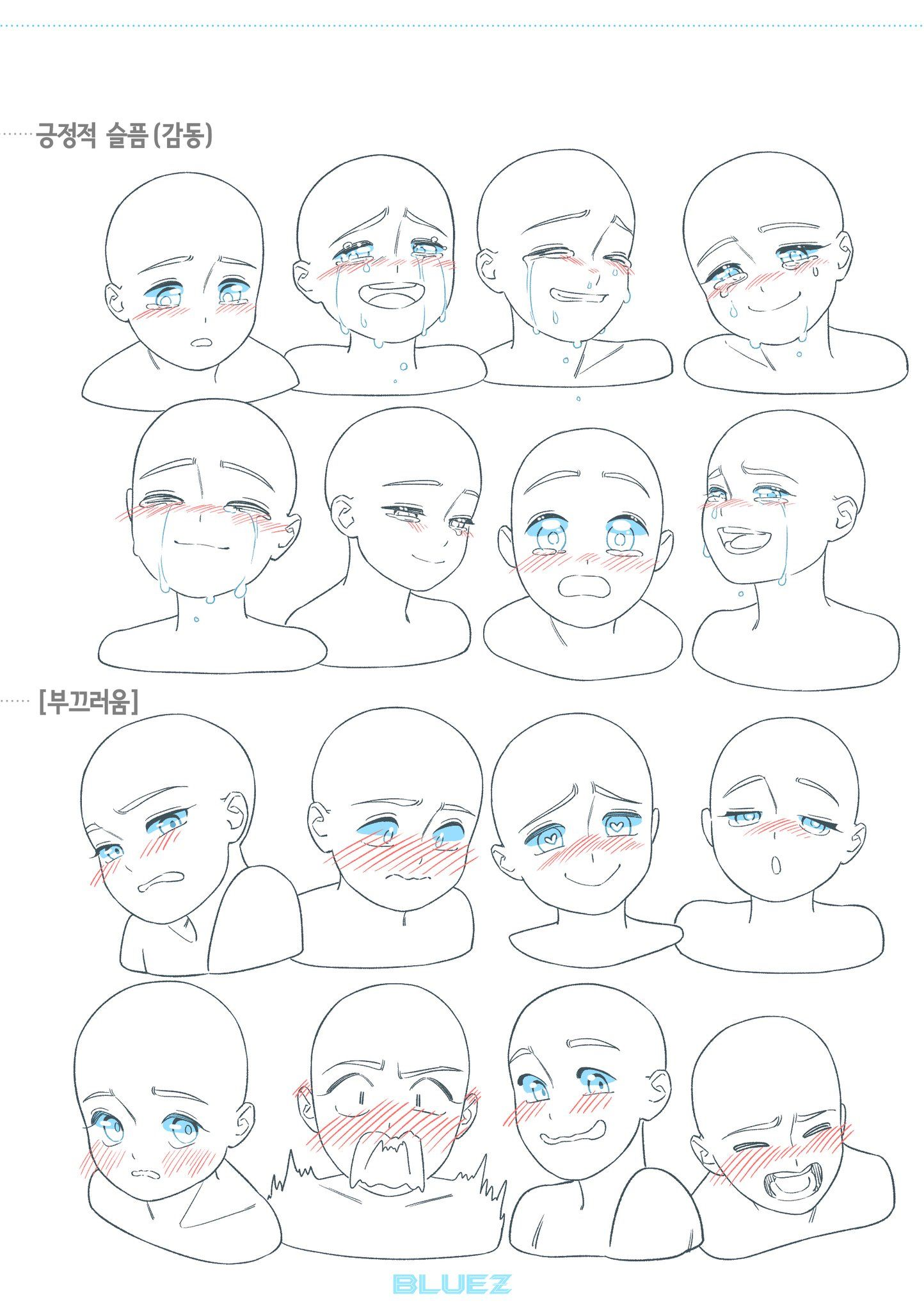 Pin By N A On Drawing References In 2020 Drawing Tutorial Face Drawing Face Expressions Anime Drawings Tutorials