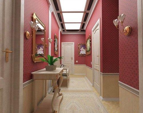 Обои в коридор: 5 удивительных способов дизайна | Обои ...