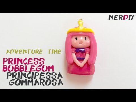 Tutorial - Princess Bubblegum chibi/Principessa Gommarosa chibi - Adventure Time - YouTube