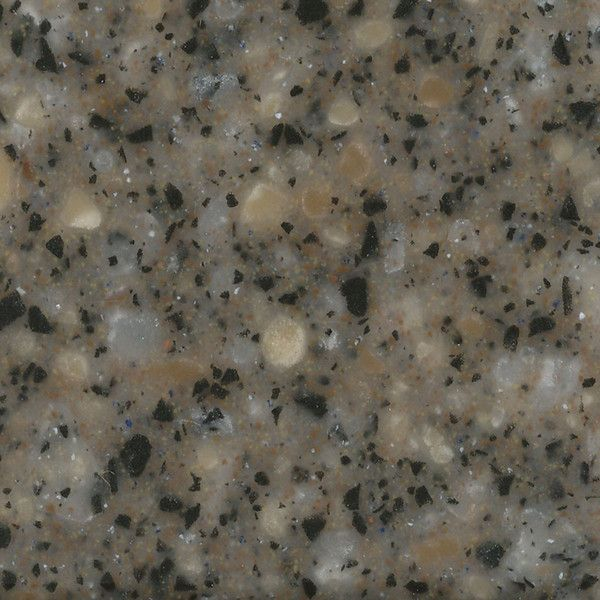 River Rock   Solid Surface Countertops   Allen + Roth