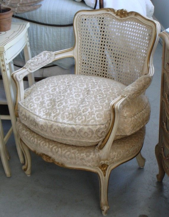 French Cane Chair repinned from:http://pinterest.com/pin/134404370098831028/