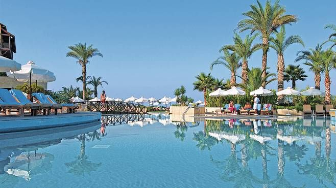 Hotel Elysium In Paphos Paphos Hotels Holiday Hotel