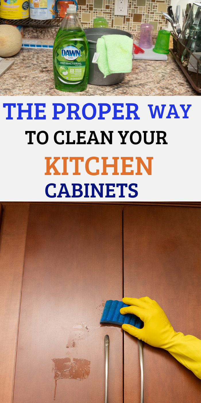 Cleaning Your Wooden Kitchen Cabinets In 2020 Cleaning Wood Cabinets Cleaning Cabinets Cleaning