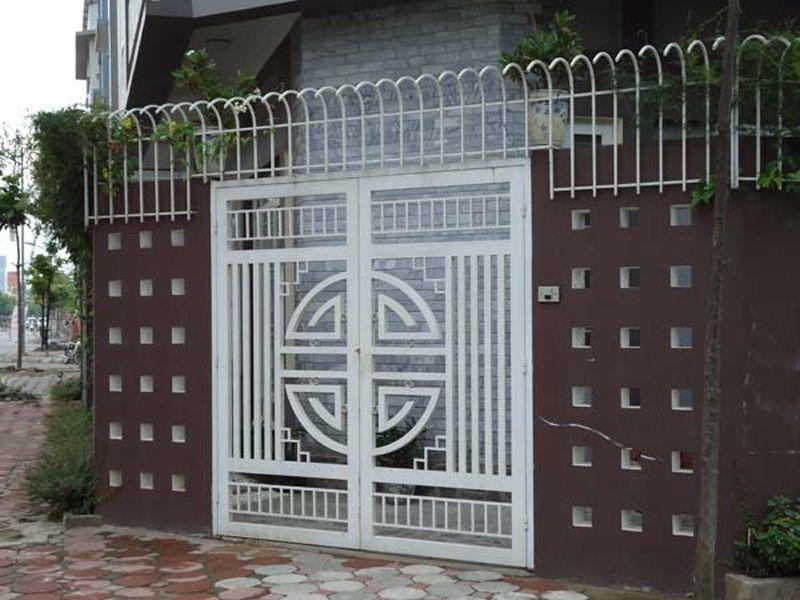 100+ hình ảnh đẹp nhất về 500+ Mẫu cửa cổng sắt hộp đẹp | sắt, cửa sổ, cánh cổng