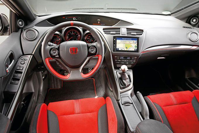 Honda Civic Type R Und Seat Leon Cupra 280 Hot Hatch Kracher Im Vergleich Auto Motor Sport Honda Civic Type R Honda Civic