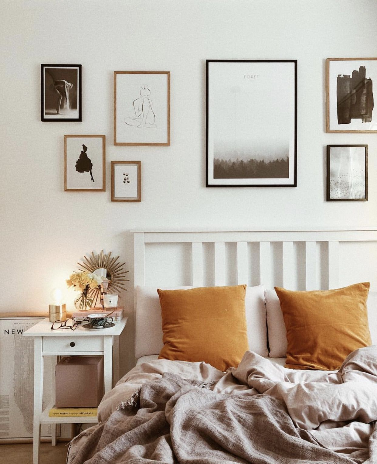 Bedroom Wall Decor Ikea Bedroom Under Window Cute Anime Bedroom Blue And Brown Bedroom Ideas: Ooh, My Dreamy Home. ..