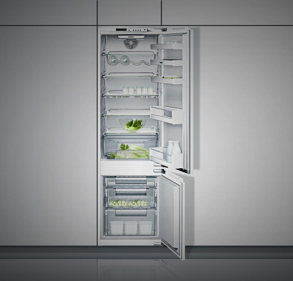 Gaggenau Refrigerateur Congelateur Refrigerateur Niche