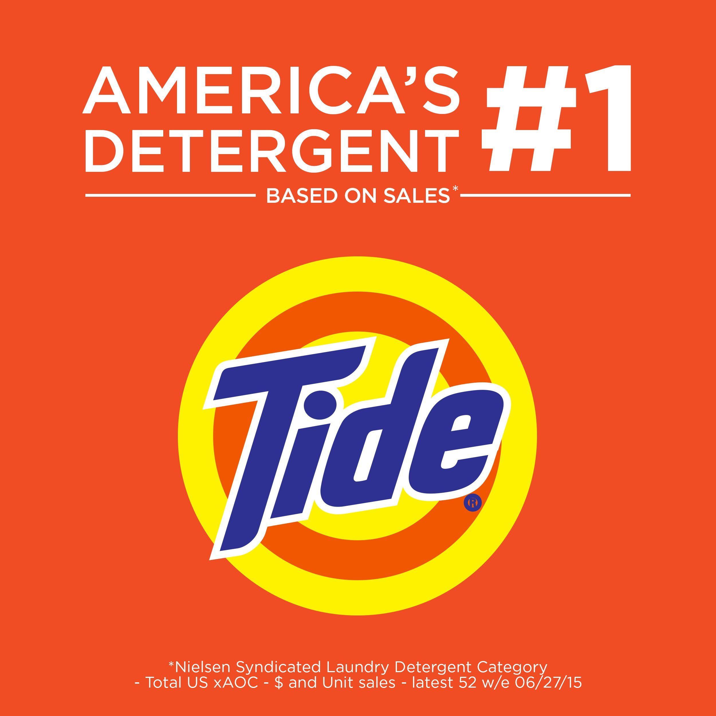 Tide Liquid Laundry Detergent Smart Pouch Free And Gentle He Pack