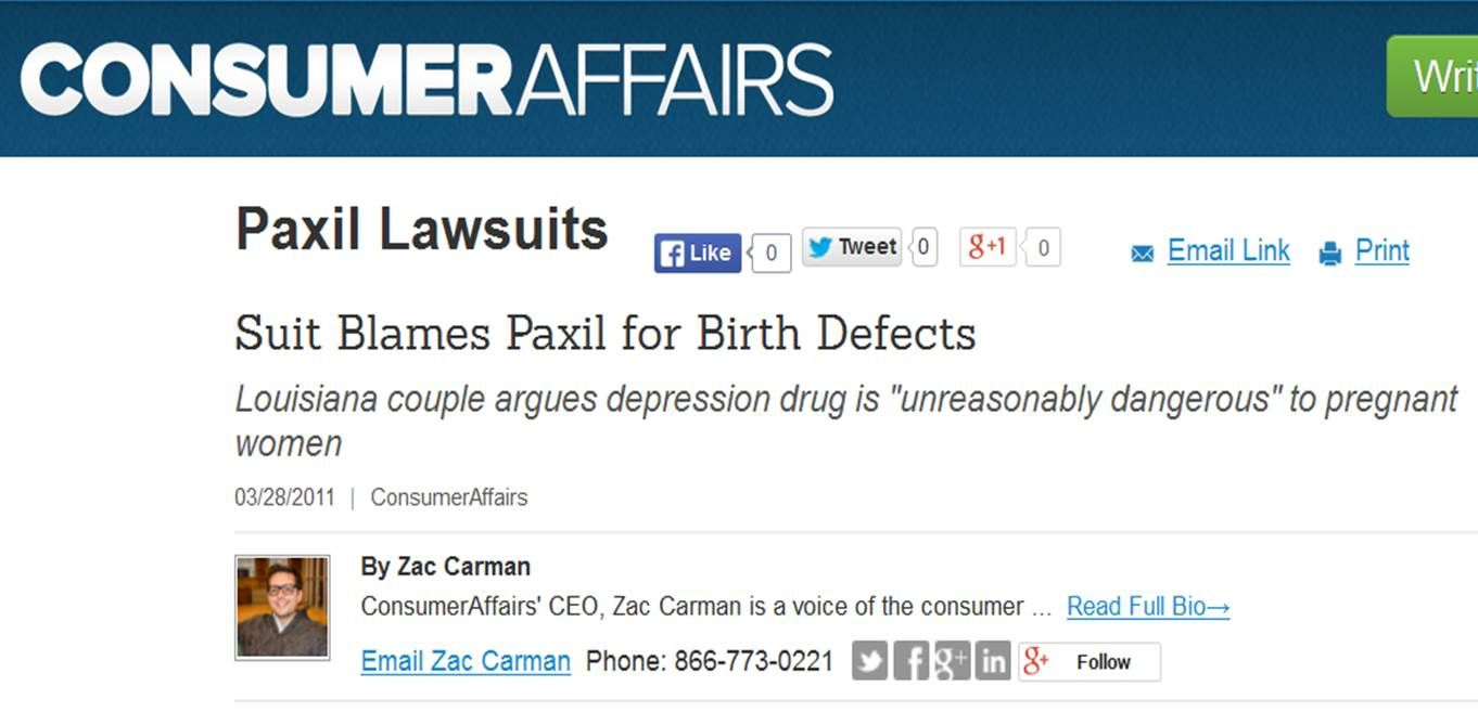 Discount brand name paxil