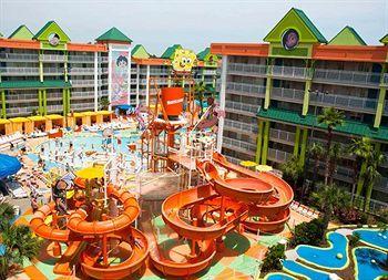 Nickelodeon Suites Resort Orlando Hotels Fl At Getaroom