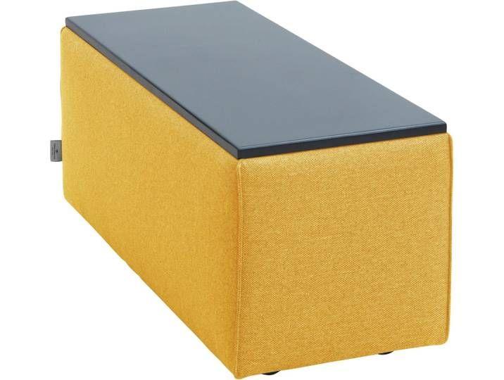 Tom Tailor Tischelement Elements Modul Sofa Gelb Tisch
