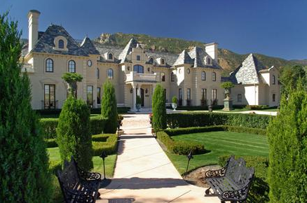 luxurious french chateau in colorado springs, co | home ideas