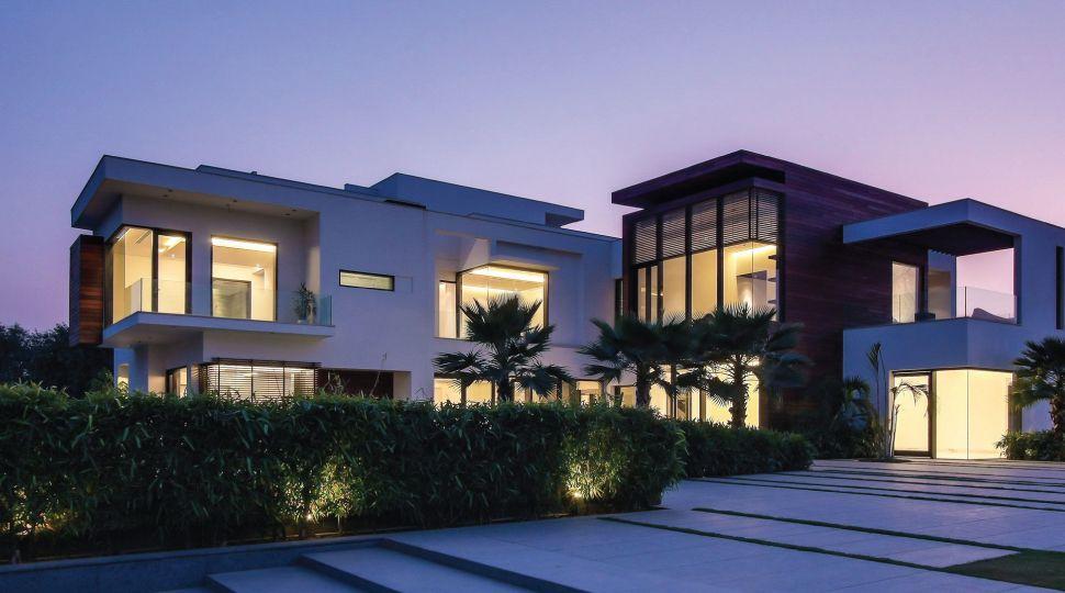 The 2030 Challenge Modern Farmhouse Exterior Contemporary Farmhouse Exterior Glass House Design