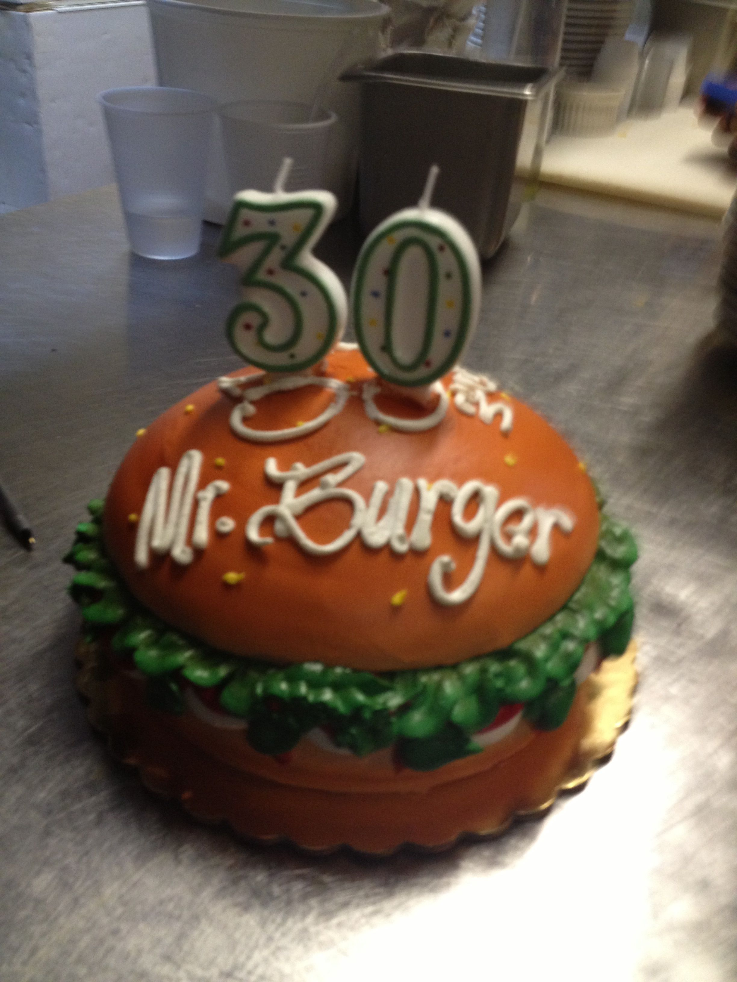 Hubby S Birthday Cake 3 Credit To Baked In Perfection In Port