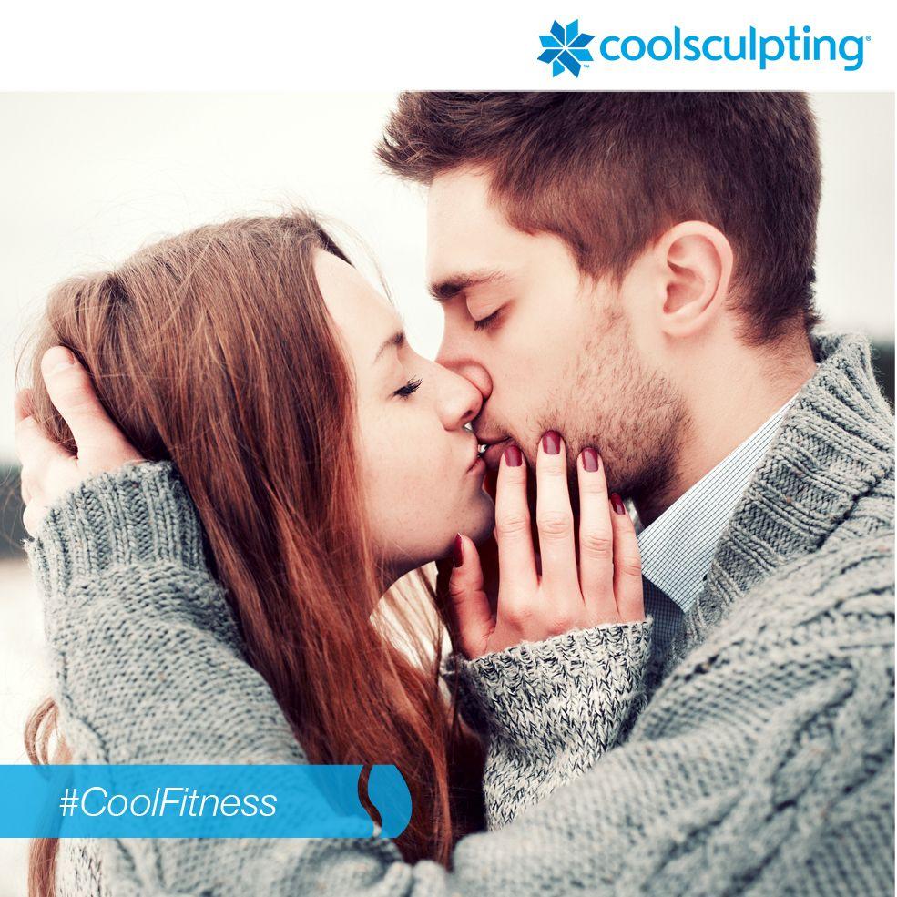 Un beso quema al menos 20 calorías #Kiss #Beso #CoolFitness #Fitness #CoolSculpting