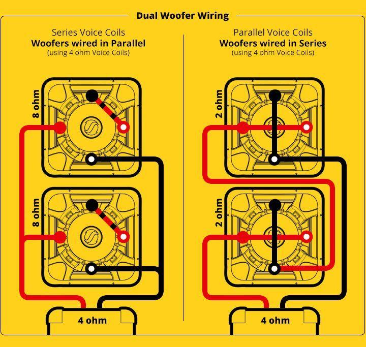12s Wiring Diagram Caravan, Kicker Subwoofer, Subwoofer ...