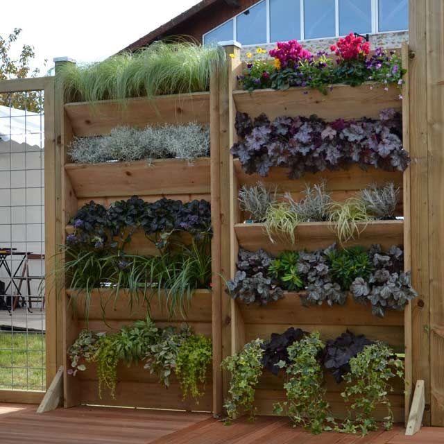 idee jardin et terrasse idee renovation salle de bain idee ...
