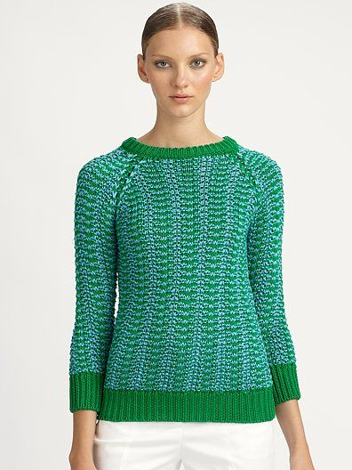 Jil Sander - Cotton Sweater