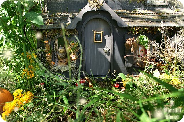 Witches Cottage 3 #witchcottage