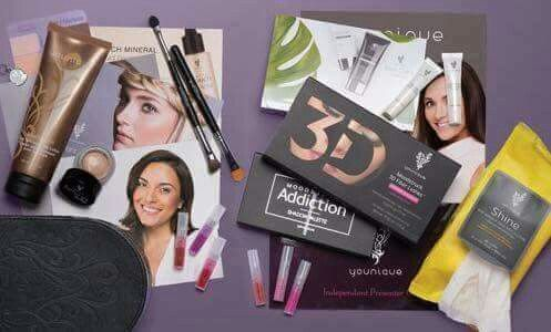 Younique makeup is all natural.  ✅It's hypo-allergenic  ✅Paraben free  ✅Cruelty free  ✅No harmful chemicals  ✅Many products gluten free.  ✅Great for makeup artists!  ✅Buy it worry free with our love it guarantee.  ✴Younique - Uplift. Empower. Validate.    View Catalogue here:   https://www.youniqueproducts.com/ElaineT  https://m.facebook.com/StayYounique7/  Inbox me for further information.