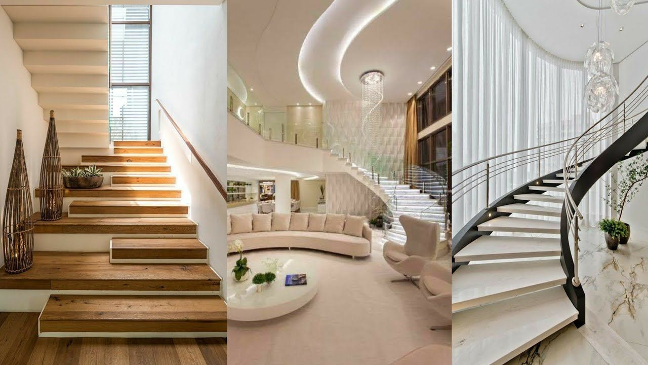 150 modern staircase designs  living room stairs
