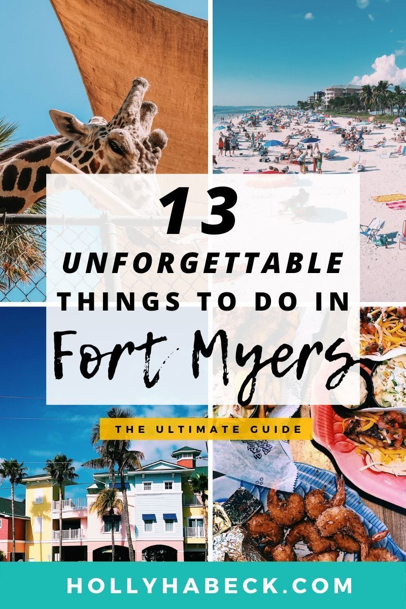 Fort Myers Travel Guide Everything You Need To Do See Eat
