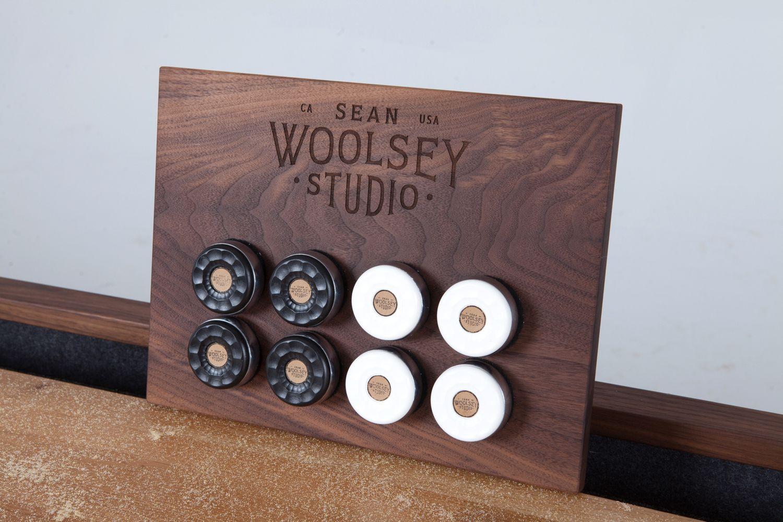 Woolsey Shuffleboard Table Multiple Options