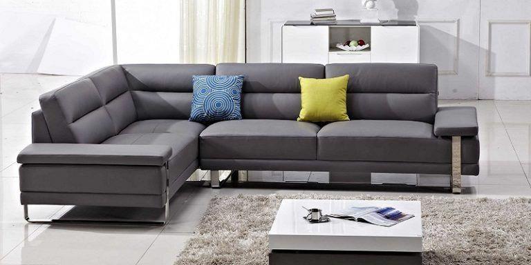 Modern Grey Corner Sofa Designs, Trends & Ideas 2018 / 2019 ...