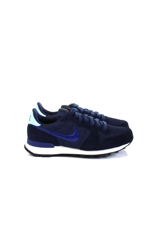 Nike-872922-400 Sneakers Dames Blauw Donelli.nl | Nike ...