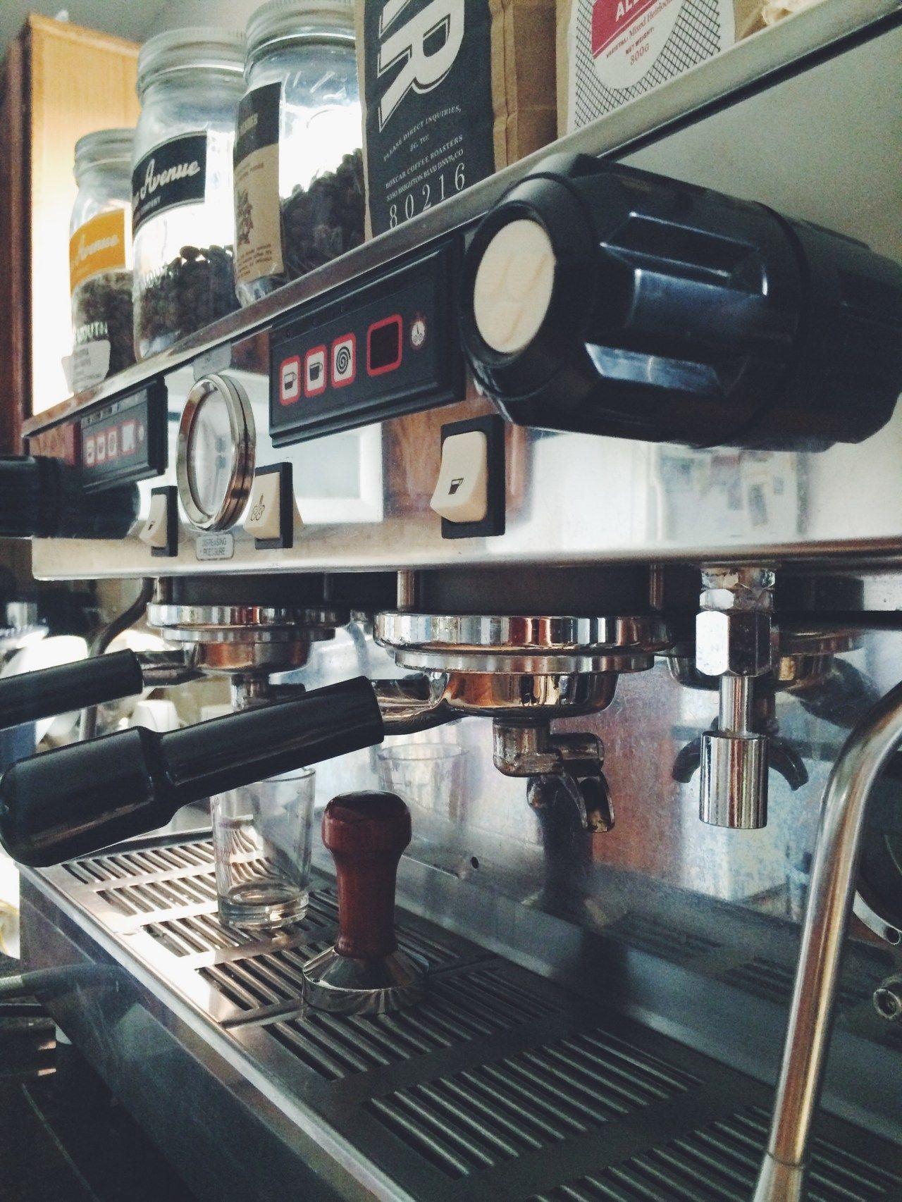 La Marzocco Linea Espresso Machine (With images