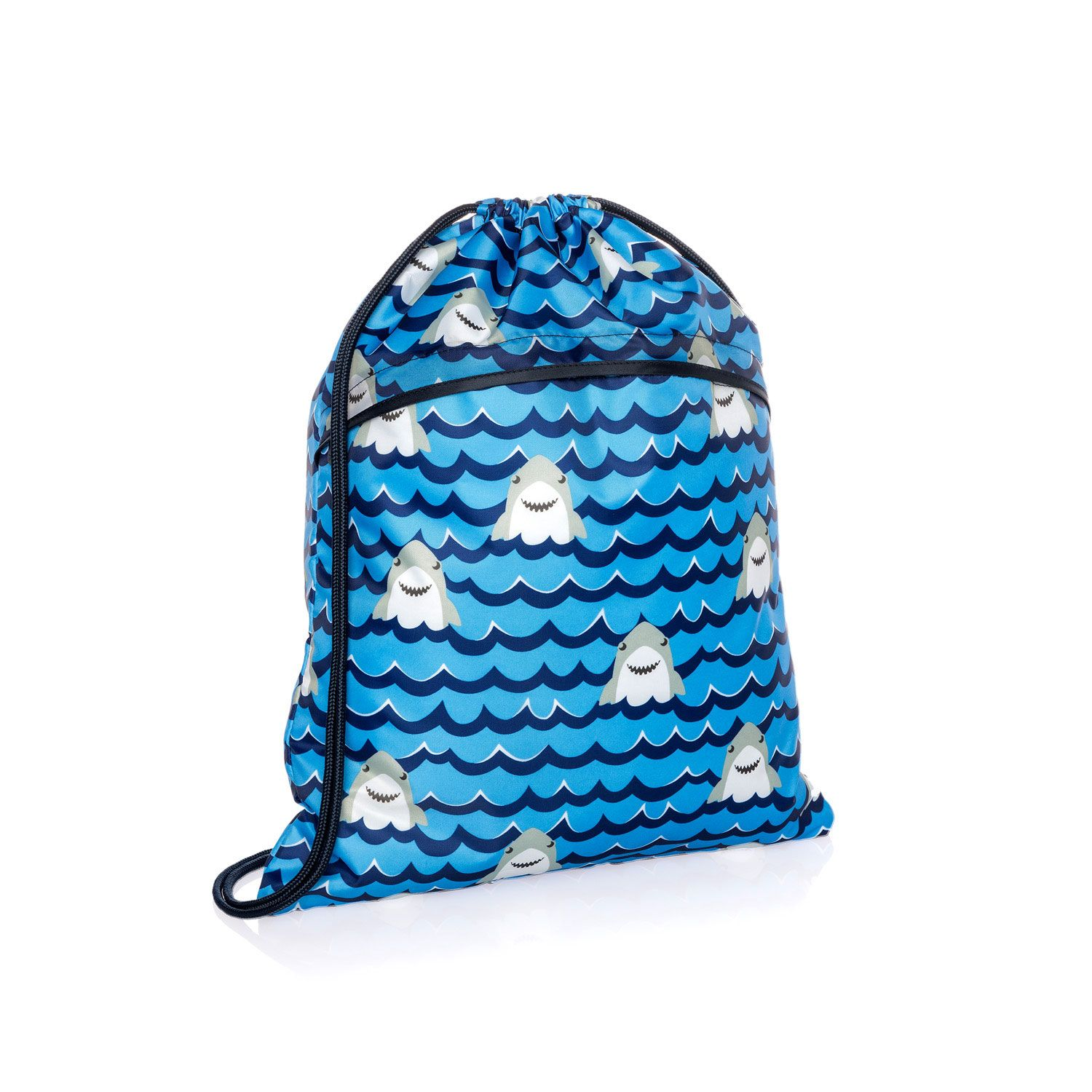 Shark Party - Cinch Sac - Thirty-One Gifts 6cc00defda27c