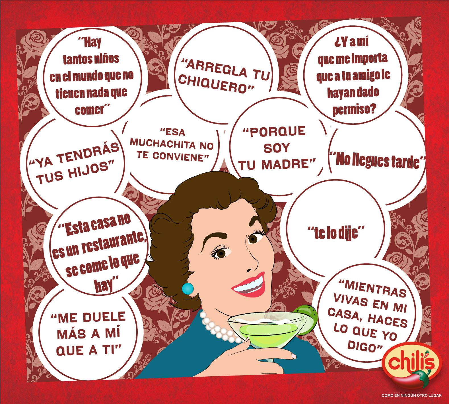 Frases Típicas De Mamá Frases Para Mama Frases Para