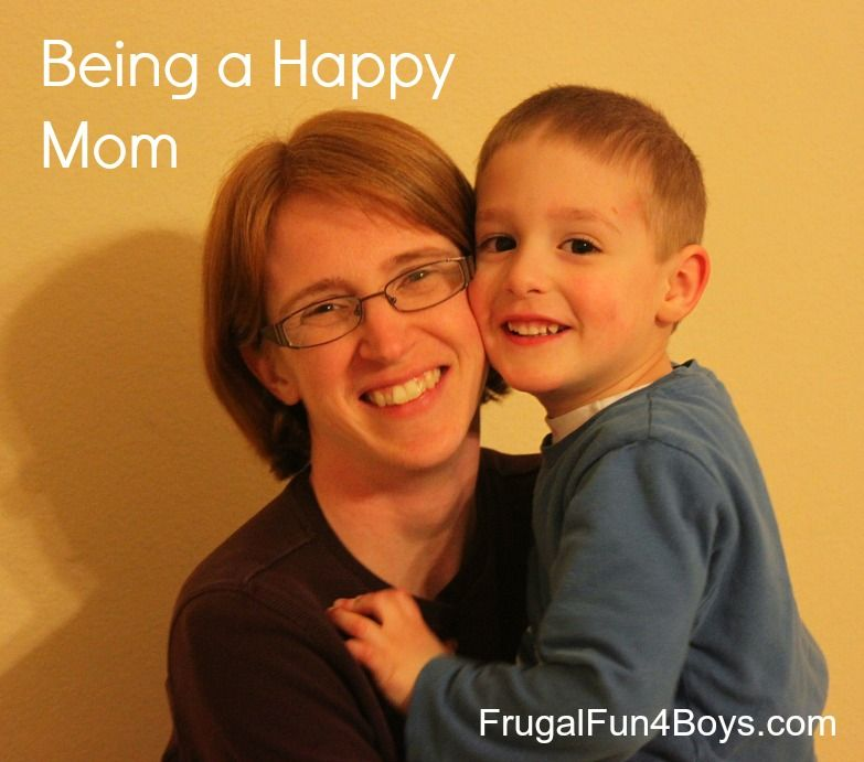 Being a happy mom... When a stressful life makes it hard to be one!