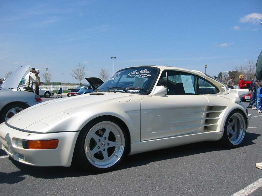 Nostalgic Wednesdays: Porsche 930 Gemballa Avalanche | Mayday Garage